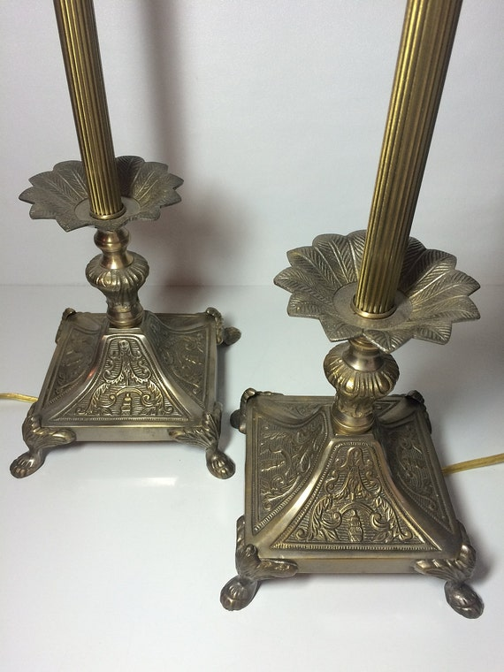 Lamps By Frederick Cooper High End Antique By