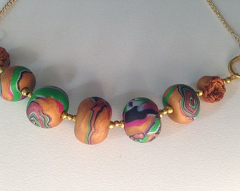My Boloney - Bright Statement Necklace