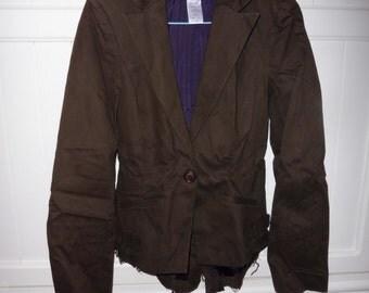CHRISTIAN LACROIX size 34 jacket