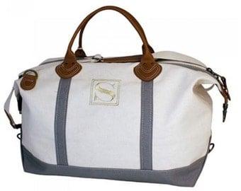 Monogram Weekender Bag/Personalized Weekender Bag