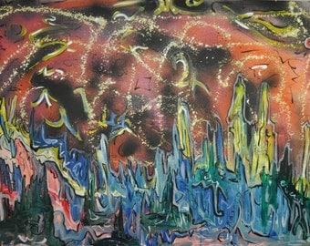 Intergalactic Vision