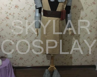Star Wars Obi wan cosplay costume