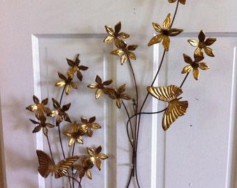 Vintage Homco Butterflies Home Interior (2)