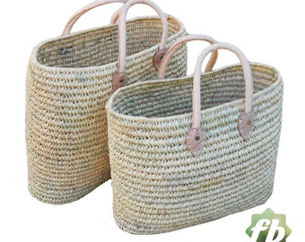 French Baskets Woven Double Size