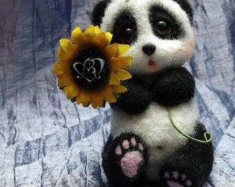 Pete the panda   - S O L D -