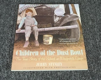 Children Of The Dust Bowl By Jerry Stanley C. 1992