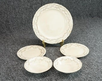 Vintage Royal China Sebring Ohio Small Set Of Replacement Dinner Ware
