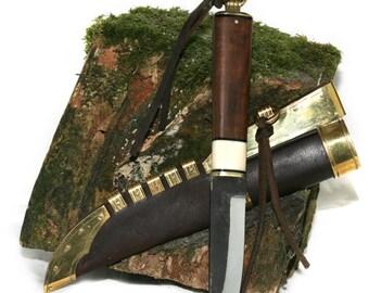 Gotland viking Norse Knife