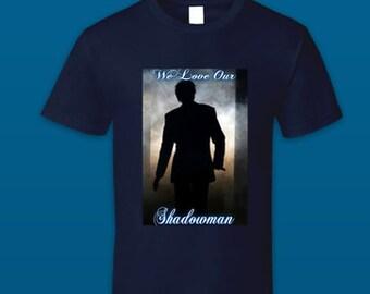 Barry Manilow-Shadowman T-Shirt