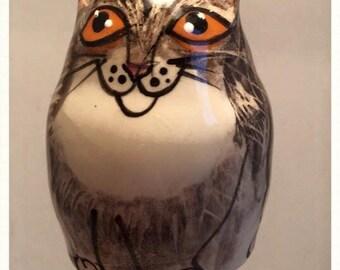 Tabby Cat Bell