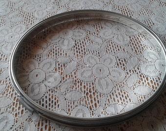 """Vintage 4"""" Round Embroidery Hoop"""