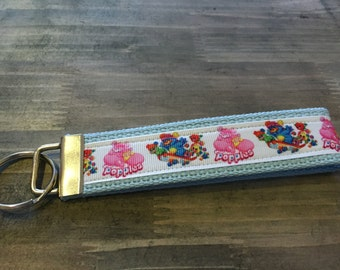 The Popples Wrist Keyfob