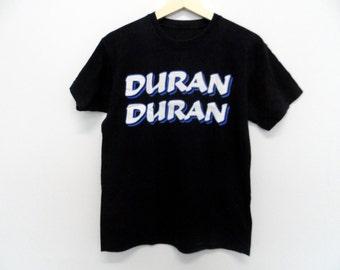 Vintage Duran Duran t shirt Small Size