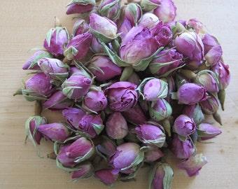 Rose bud - 2 oz (57 g) - Rosa damascena