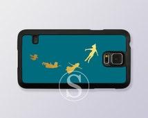 Samsung Galaxy S6 case, Disney Samsung Galaxy S5 case, Peter Pan, Samsung Galaxy S4 case, Samsung S3 case, peter pan phone case, SB-37