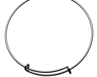 Bangle - Silver Plated