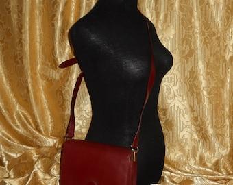 Genuine vintage Must de Cartier Paris bag  genuine leather
