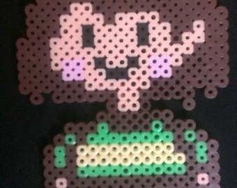 Undertale Chara Pixel Art Bead Sprite kandi