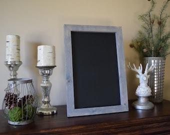 Rustic Wood Chalkboard