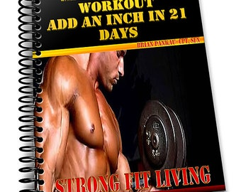 Massive Arms Workout: Add an Inch to Your Arms in 21 Days
