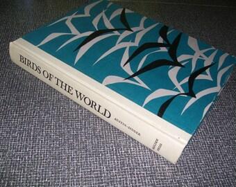 Birds of the World by Oliver Austin Illustrated by Arthur Singer HC 1961 Oversize Vintage