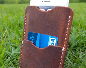 Apple iPhone 6 Case Wallet Cover with Card Slot