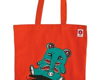 The Monsters Niuchacz bag