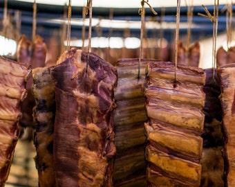 Smoked Pork Spare Ribs * Traditional Style  (Füstölt oldalas)