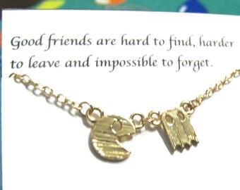 Video Game Friendship Bracelet Cute Best Friend Bracelet A5Gold Best Friend Bracelet Best Friend Gift For Best Friend Birthday Gift