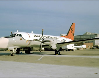 24x36 Poster . Grumman Tc-4C Academe Vmat(Aw)-202 Double Eagles 1978
