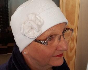 Chemotherapy Aloepecia Bamboo Fabric Hat