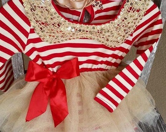Precious holiday dress