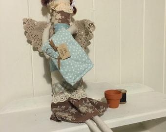 Washing day prairie fairy
