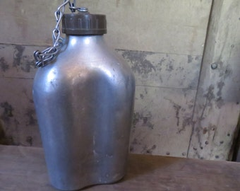 French Water Flask
