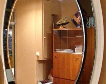 Oval mirror 50