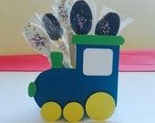 Engine Box Ends, train party, train decor, train box ends, 1st birthday