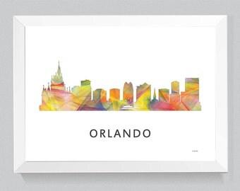 Orlando, Florida Skyline WB1