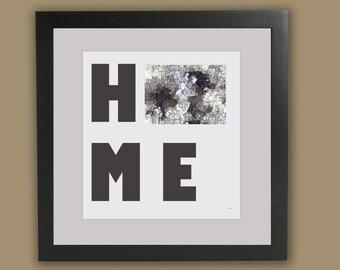 """COLORADO """"HOME"""" - Black & White"""
