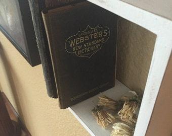 White Vintage Shelf