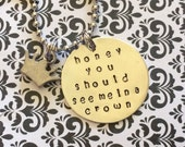 Sherlock Moriarty honey you should see me in a crown necklace