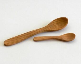 Slovenian Handmade Wooden Spoon for honey