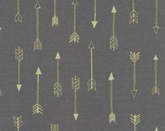 Grey Gold Arrow Baby Nursery, Grey Gold Arrow Baby Blanket, Arrow Nursery, Arrow Changing Pad Cover, Arrow Blanket, Grey Arrow Baby Bedding