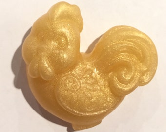 Golden Rooster Soap