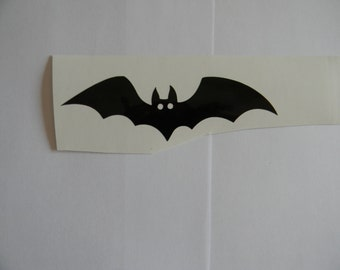 Bat Vinyl Decal/Sticker