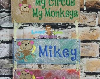My Circus My Monkeys ITH Banner