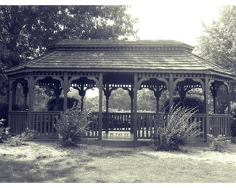Gazebo. Instant download