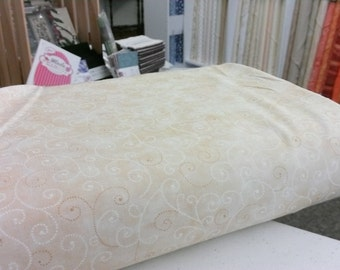 Moda 9908 49 light tan marble with cream and a darker tan swirls