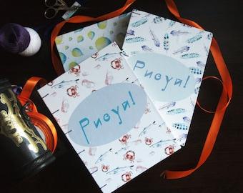 Original handmade  sketchbook \notebook\ diary\journal\writing journal\personalized notebook