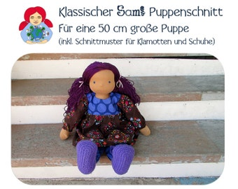 E-Book: make Waldorfpuppe itself (50 cm doll)