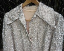 Vtg CIRCUS Jacket Shirt Costume